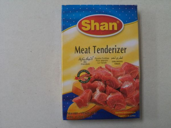 Meat Tenderizer Shan 40 g