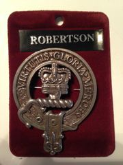 Clan Crest Cap Badge M - Z