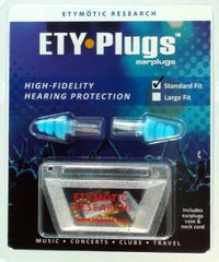 Etymotic Hi-Fi Muscians Ear Plugs