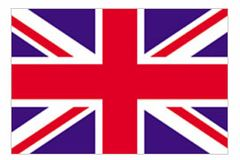United Kingdom Flag - 12x18