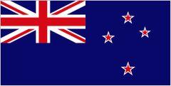 New Zealand Flag - 2x3