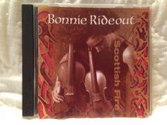 Bonnie Rideout - Scottish Fire