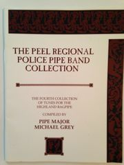 The Peel Regional Police Pipe Band Collection