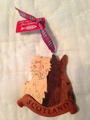 Scotty Scotland - Ornament