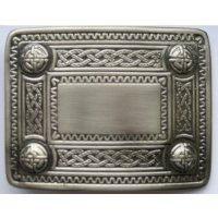 Celtic Buckle - Antique