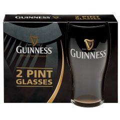 Guinness 20 oz Glass Pack