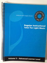 Bagpipe Solutions - Vol 5