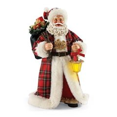 Possible Dreams - Plaid Tidings Santa
