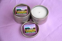Lavender and Spearmint Candle (8 oz tin)
