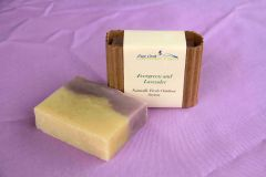 Evergreen and Lavender Soap