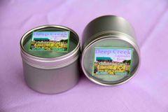 Lavender Christmas Candle, 4 oz