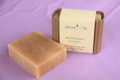 Patchouli and Lavender Soap