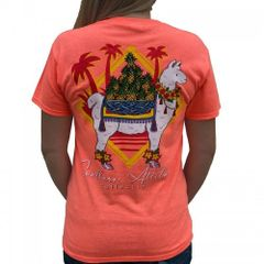 Southern Attitude - Llama Coral