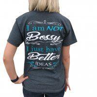 Southern Attitude - Bossy