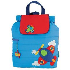 Primary Color Backpacks (Toddlers/Children)