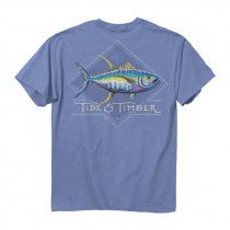 Tide and Timber-Yellowfin