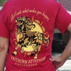 Southern Attitude - Horse