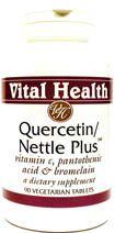 Quercetin/Nettle Plus 120 tabs