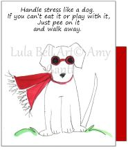 It's a Dog's Life Red Baron Boxed Note Cards