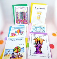 Birthday Stationery Monthly Subscription