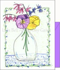 Mother's Day - Mother's Bouquet Greeting Card