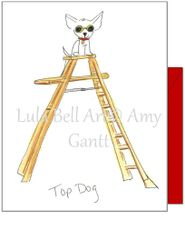 Top Dog Boxed Note Cards