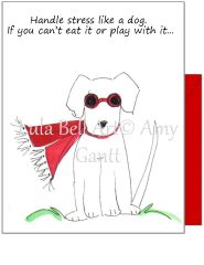 Cope - Red Baron Greeting Card