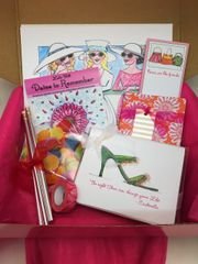 Birthday Gift Box - Pretty in Pink