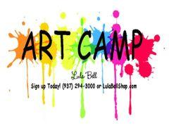 2019 Kids Summer Art Camps