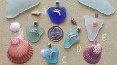 Palm Beach Sea Glass Jewelry A-E