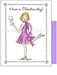 Birthday - Chardon-Day Greeting Card