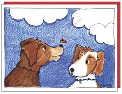 Canine Friends Boxed Note Cards