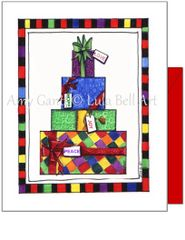 Holiday - Gifts of Peace and Joy Card