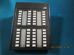 Eon Millennium 48 Button Black Expansion Module DSS BEM New