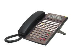 NEC DSX 34 Button Display Phone Black Refurbished