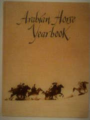 1956 Arabian Horse Yearbook