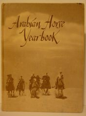 1969 Arabian Horse Yearbook