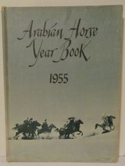1955 Arabian Horse Yearbook