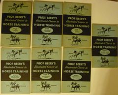 Professor Beery's Illustrated Course in Horse Training