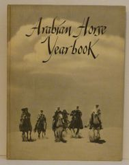1957 Arabian Horse Yearbook