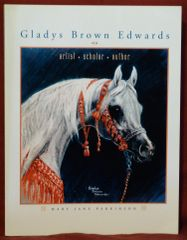 Gladys Brown Edwards Artist * Scholar * Author by Mary Jane Parkinson