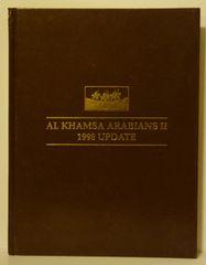 Al Khamsa Arabians II 1988 Update
