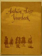 1963 Arabian Horse Yearbook