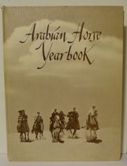 1960 Arabian Horse Yearbooks numbered limited edition