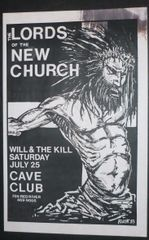 Lords o the New Church - Frank Kozik 1987