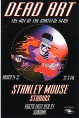Dead Art - Stanley Mouse postcard