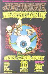 Jimi Hendrix Tribute Poster