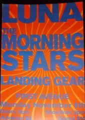 Luna and Morning Stars at Landing Gear