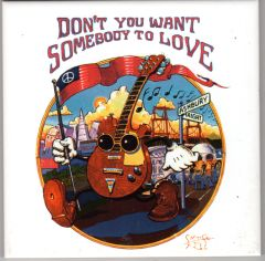 Stanley Mouse - ceramic tile art - Somebody to Love