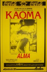 KAOMA and ALMA at Santa Monica Civic